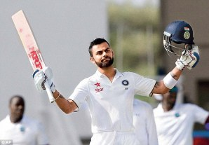 Image result for kohli in test
