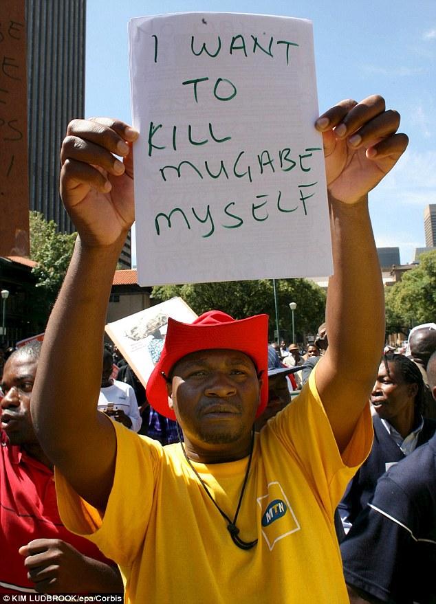 Image result for Anti Mugabe memes