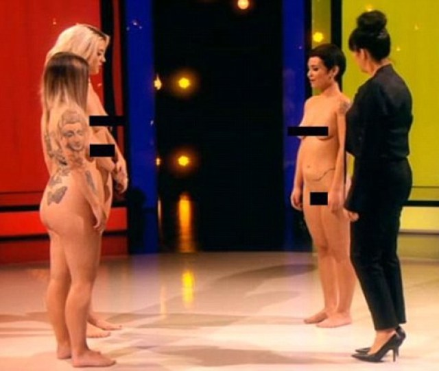 Thousands Of Viewers Complained On Twitter And Media Guardians Branded Naked Attraction An Uncensored Nude