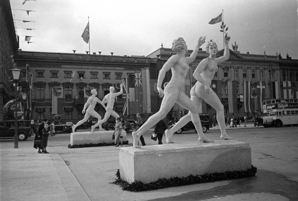 Image result for berlin nazi