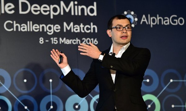 Demis Hassabis is named in top ten global tech pioneers ...