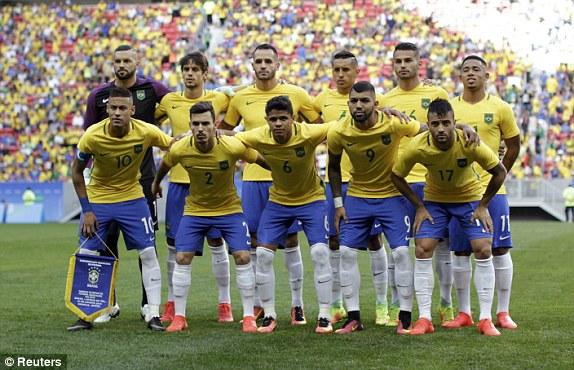 Brazil vs South Africa Rio Olympics 2016 LIVE score ...