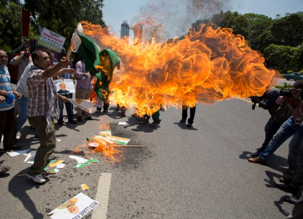 Pakistan chastises arch-rival India at Islamabad gathering ...