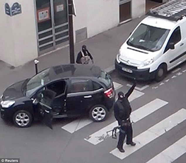 Hamyd Mourad, 20, was originally thought to have been the getaway driver when two Al-Qaeda operatives massacred 12 people around the Paris offices of the satirical magazine