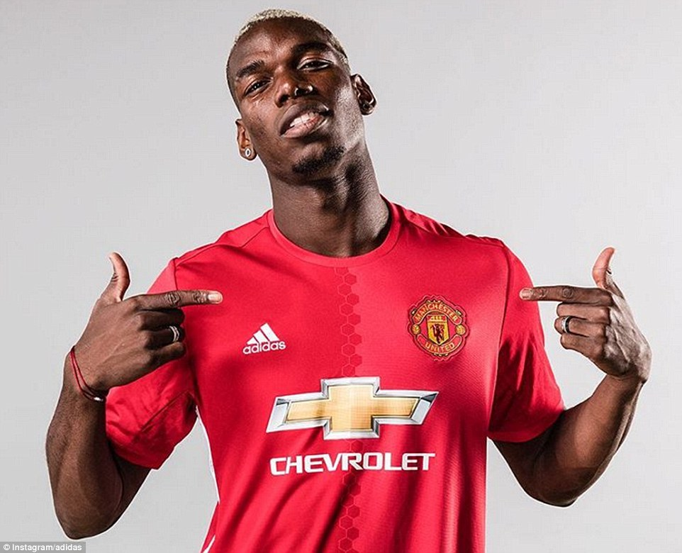 All eyes will be on Pogba as he returns to the Premier League as one of the world's best players