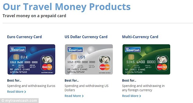 Best Cash Card For Travelling Abroad