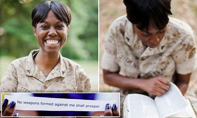 Monifa Sterling court-martialed after putting Bible verse at desk loses appeal