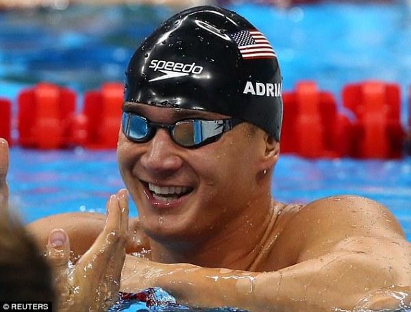 Ryan Murphy wins 200m gold in Rio but Missy Franklin has ...