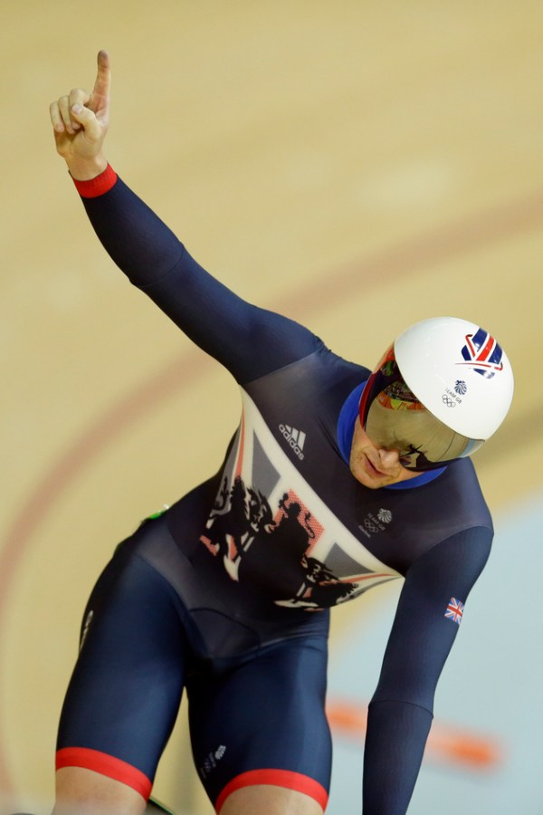 Britain takes pursuit gold, China wins women's team sprint ...