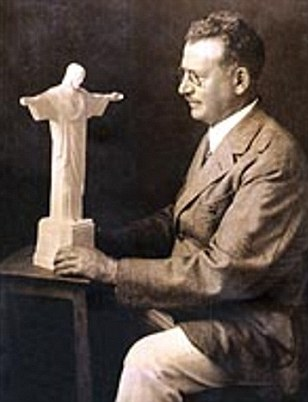 Brazilian engineer Heitor da Silva Costa built the statue