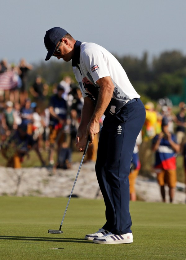 Rose captures golf's 1st gold medal in 112 years | Daily ...