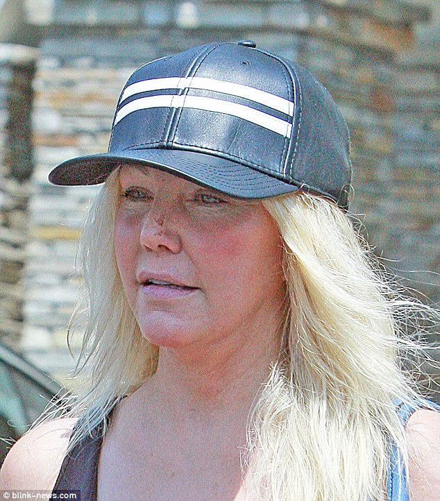 Heather Locklear Looks Much Recovered After Appearing Last
