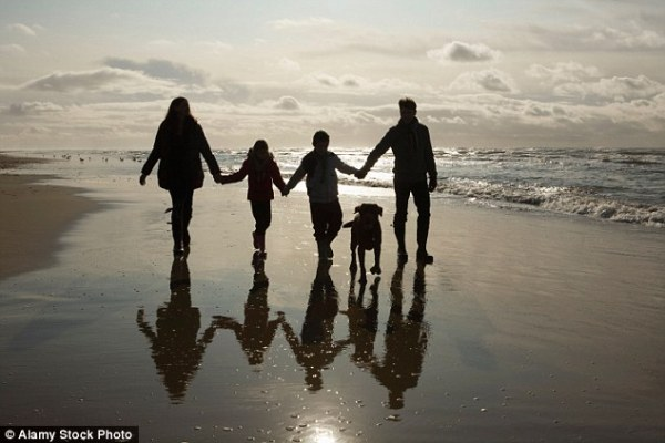 Forget friends, family is the key to a long and happy life ...