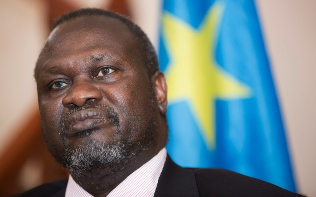South Sudanese rebel leader Riek Machar is said to be in a stable condition after receiving urgent medical treatment