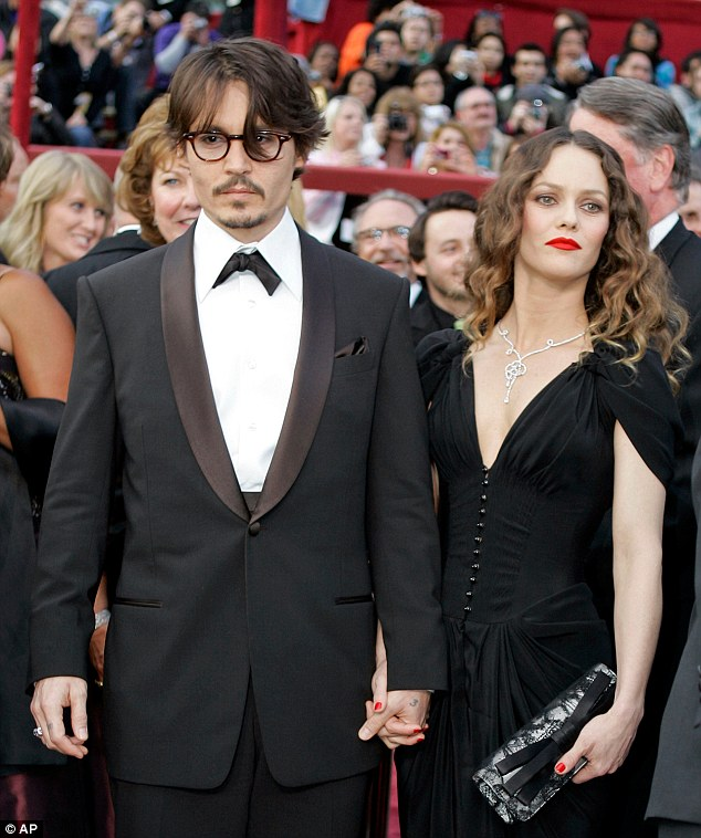 Image result for vanessa paradis and johnny