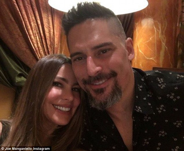 So in love! Joe Manganiello shared a cute selfie of himself and wife Sofia Vergara as they enjoyed an afternoon date on Friday
