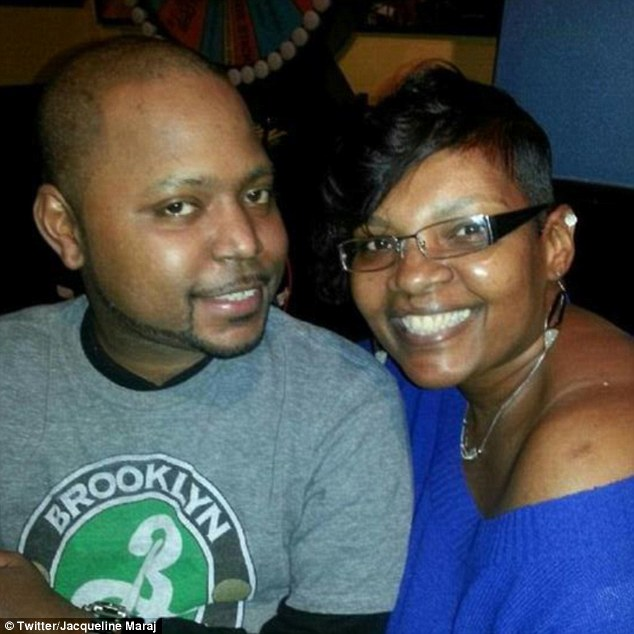 Nicki Minaj's brother, Jelani Maraj, 37, was slapped with divorce papers from his wife of just one year, Jacqueline, on August 18. They're pictured together above