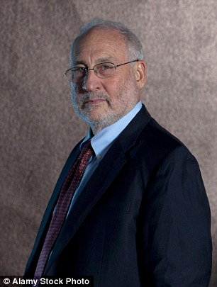 Going against the grain: Economist Joseph Stiglitz