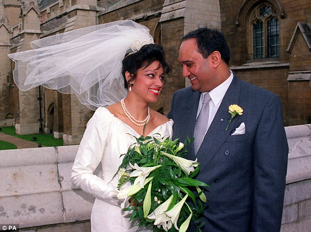 Mr Vaz married his wife Maria Fernandes in London and the couple have a son and a daughter