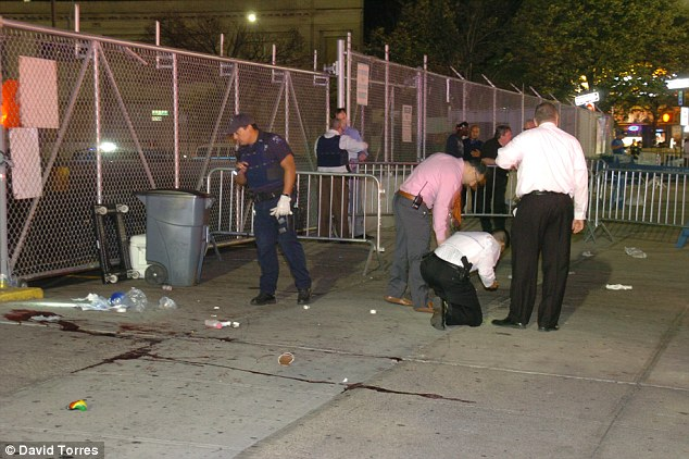 Borel was shot in the chest at around 3.50am Monday in Brooklyn during J'Ouvert, the New York Police Department said
