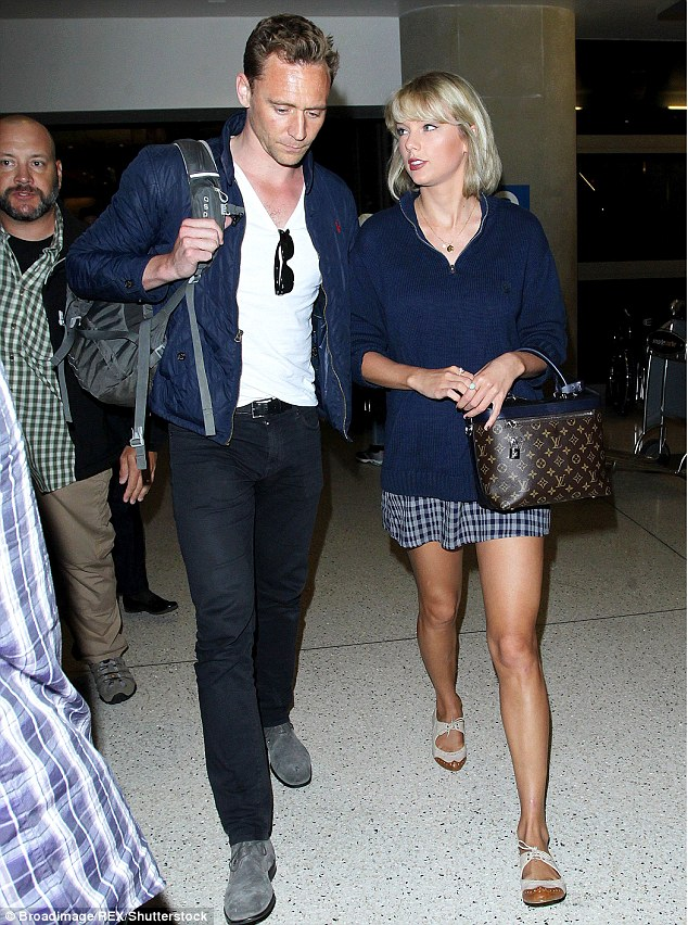 Three month whirlwind: When news first broke of the couple's split insiders said it was Taylor who put on the brakes as she didn't like how Tom wanted the relationship to be so public