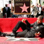 Artist Usher Honored With Hollywood Walk Of Fame