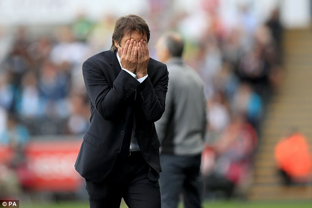 Image result for Conte confirms double injury blow for Chelsea