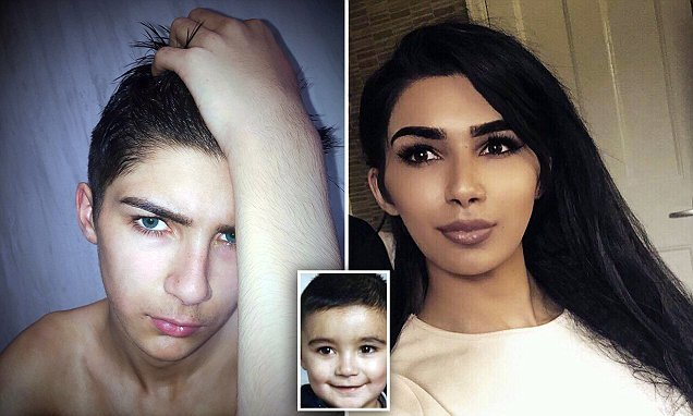 Transgender Teen From Middlesbrough Models New Look On Kim