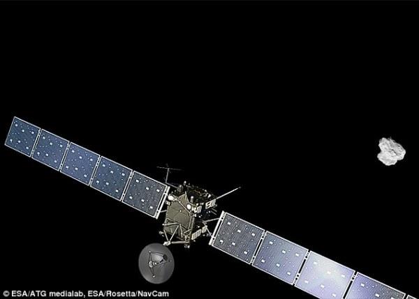 ESA reveals photos of pitted site where Rosetta will crash ...