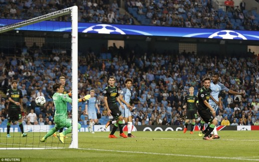 19-year-old Kelechi Iheanacho continued his impressive scoring rate after firing home from close range in the last minute
