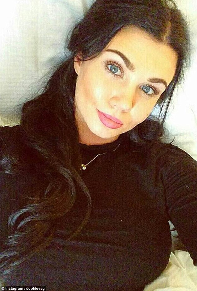 The 31-year-old allegedly flew Sophie Vagsaeter, 23, in from her native Norway to watch the Manchester Derby and put her up in a hotel room