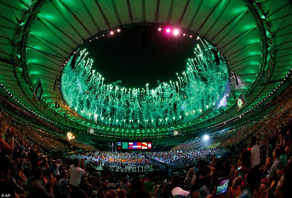 Após 1.192 dias, prazo de realização de eventos mega-desportivos do Brasil chegou ao fim de domingo em os Jogos Paraolímpicos