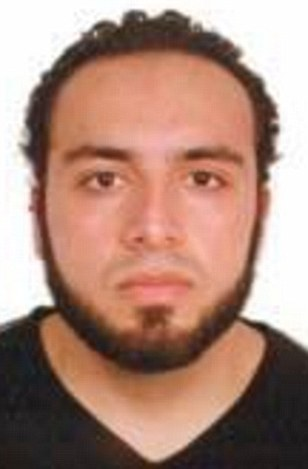 The FBI is searching for a man named Khan Rahami (pictured) in connection to the New York City bombing, a bombing in Seaside Park, New Jersey and an attempted bombing in Elizabeth, New Jersey this weekend