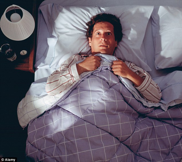 Men who suffer from severe anxiety are twice as likely to die from cancer than men who do not, a study has found. Stock image