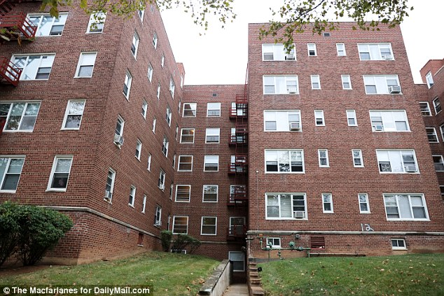 Ahmad Rahami had lived in these Perth Amboy, New Jersey apartments up until three months ago