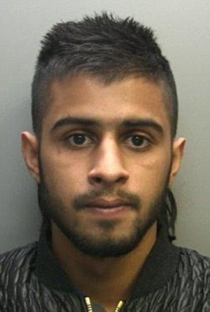 Nouman Chaudhary was also jailed for taking part in the scam