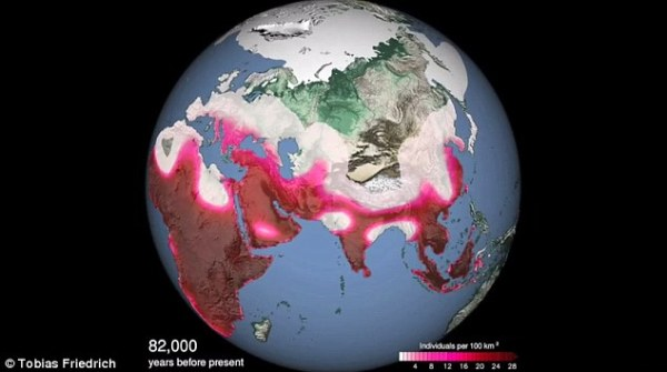 Humans arrived in Europe up to 30,000 years earlier than ...