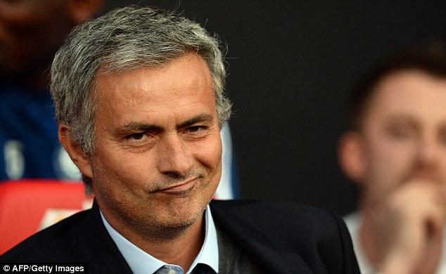 Image result for jose mourinho usa