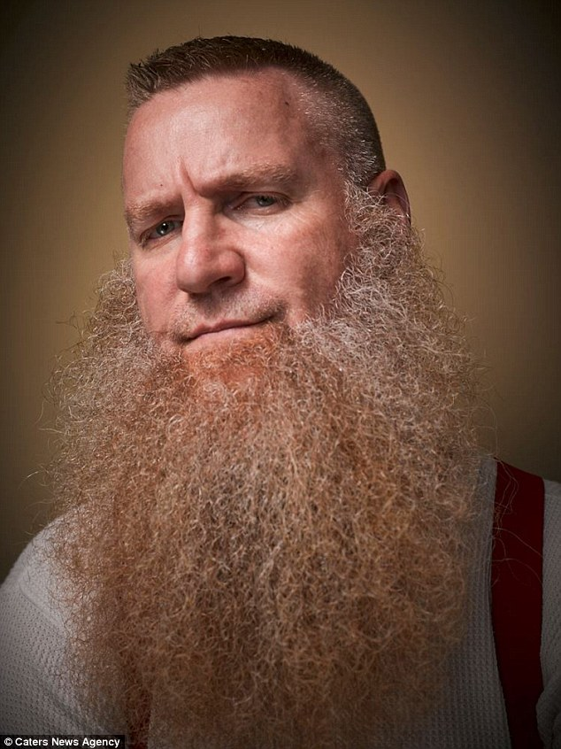 National Beard And Mustache Championship In Nashville
