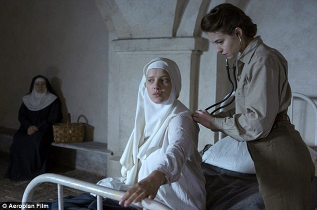 Dr Pauliac's amazing story has been made into a French-Polish movie called 'The Innocents'