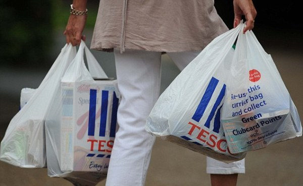 Shoppers in Northern Ireland could see 5p carrier bag ...