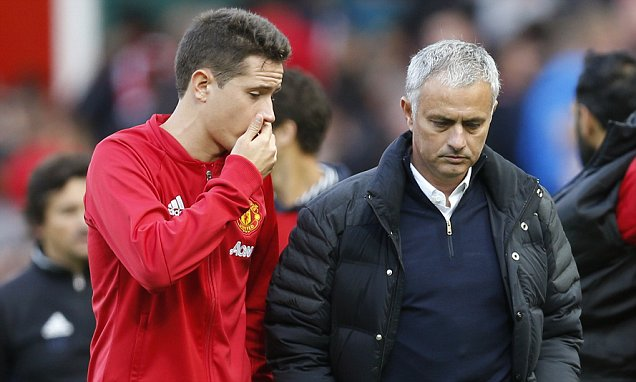 Image result for mourinho and herrera