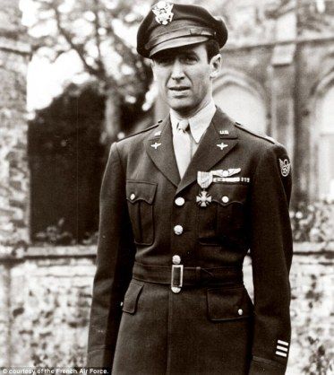 Image result for james stewart ww2