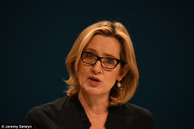 Home Secretary Amber Rudd faces calls to remove the cleric from the UK because of his comments about gay people
