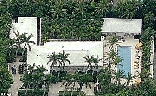 When cops searched Epstein's property, they discovered drawings and photographs of naked women throughout the home