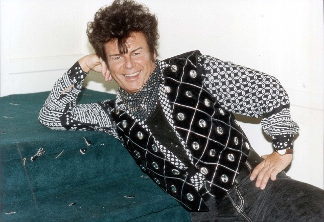The DJ groomed one 14-year-old victim before taking him to visit Gary Glitter in 1979