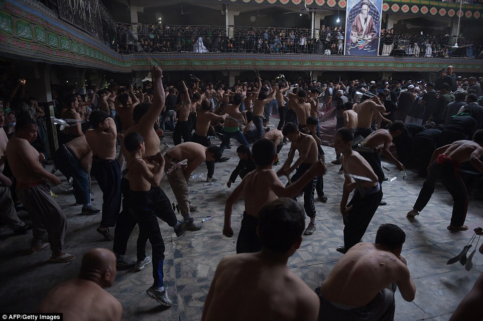 In recent years, there have been a spate of attacks on Ashura celebrations around the region by Sunni extremist groups which regard Shiites as heretics
