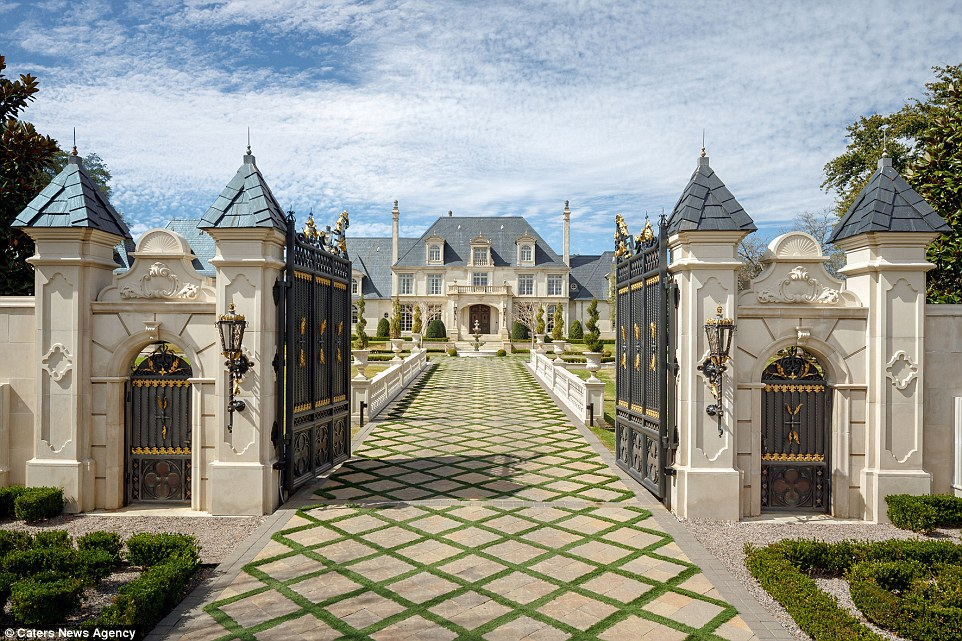 Incredible 32million Dallas Mansion Hits The Market