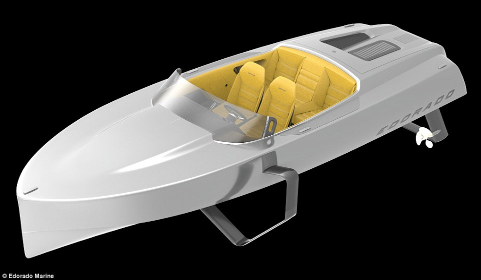 The Tesla Of Speedboats 120000 Electric Yacht Travels