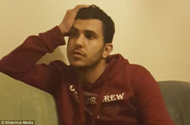 Jaber Albakr was detained on Sunday in Leipzig in eastern Germany after three days on the run